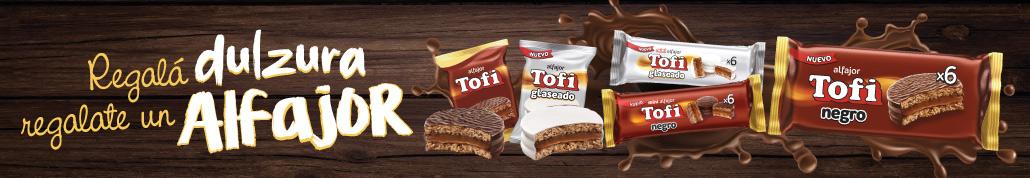 Alfajores - TOFI - Julio