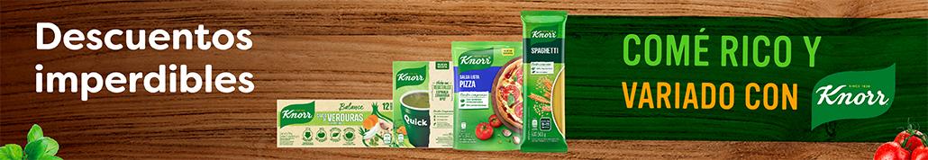 Descuentos Imperdibles Knorr