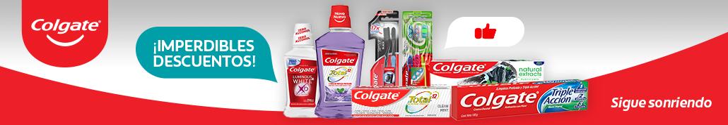 Colgate - Cuidado Oral + Cremas dentales