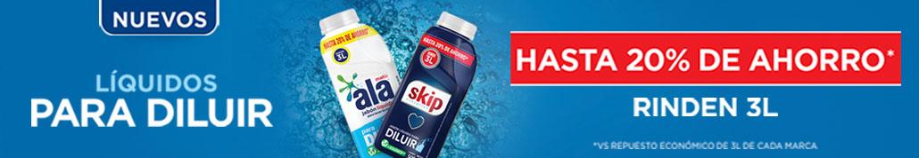 Jabón Líquido Skip - Ala