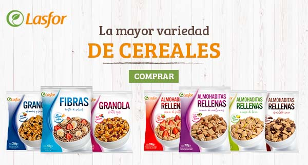 Cereales Lasfor