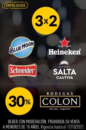 Vinos y Cervezas CCU