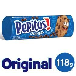 Galletitas con Chips de Chocolate Pepitos x 118 g.