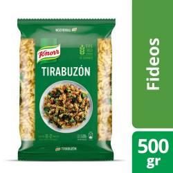 Fideos Tirabuzón Knorr x 500 g.