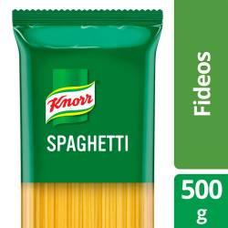 Fideos Spaghetti Knorr x 500 g.