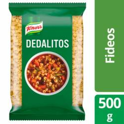 Fideos Dedalitos Knorr x 500 g.