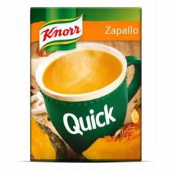 Sopa Knorr Zapallo Quick x 70 g.