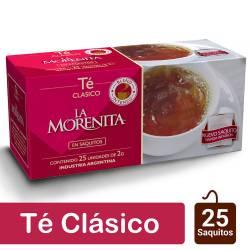 Té en Saquitos La Morenita Rápida Infusión x 25 un.