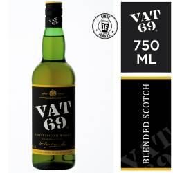 Whisky Vat 69 x 750 cc.