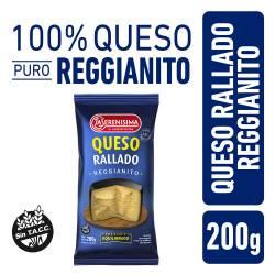 Queso Rallado Bolsa La Serenísima x 200 g.