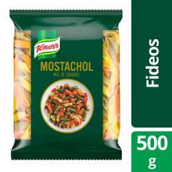 Fideos Mostachol Knorr x 500 g.