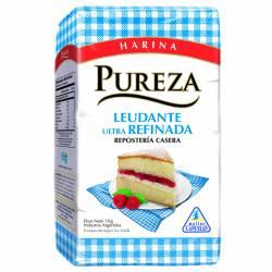 Harina Leudante Ultra Refinada Pureza x 1 kg.