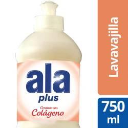 Detergente Líquido Ala Colágeno x 750 cc.