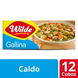 Caldo de Gallina Wilde x 114 g.