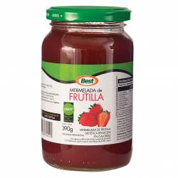 Mermelada Best Frutilla Light x 390 g.