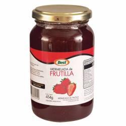 Mermelada Best Frutilla x 454 g.
