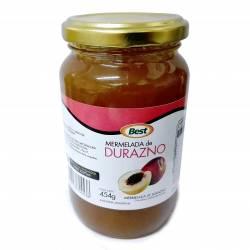Mermelada Best Durazno x 454 g.