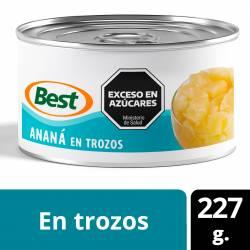 Ananá en Trozos Best x 227 g.