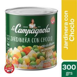 Jardinera de Verduras y Choclo La Campagnola x 300 g.