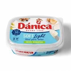 Margarina Soft Light en Pote Dánica x 200 g.