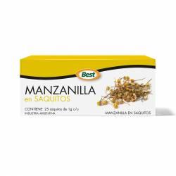 Té en Saquitos Manzanilla Best x 25 un.