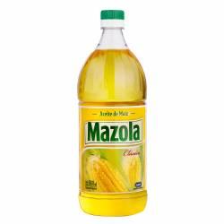 Aceite de Maíz Mazola x 900 cc.