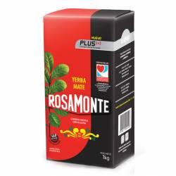 Yerba Mate con Palo Plus Rosamonte x 1 Kg.