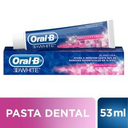 Crema Dental 3D White Oral-B x 70 g.