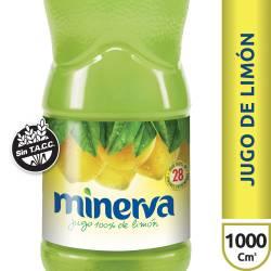 Jugo Concentrado de Limón Minerva x 1 Lt.