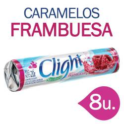 Caramelos Clight Frambuesa x 20 g.