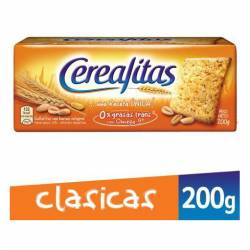 Galletitas Cereal Cerealitas x 172 g.