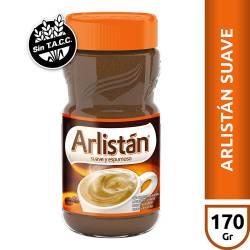 Café Instantáneo Suave Arlistán x 170 g.