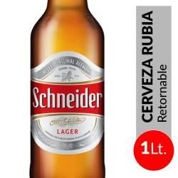 Cerveza Schneider Retornable x 1 lt.
