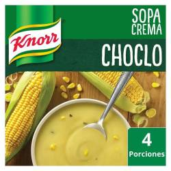 Sopa Crema Knorr Choclo x 67 g.