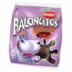 Cereal con Chocolate Granix Baloncitos Bolsa x 150 g.