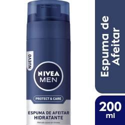 Espuma Afeitar Hidratante Nivea x 200 cc.