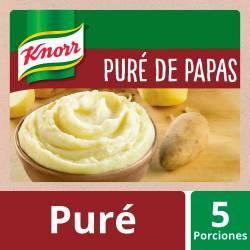 Puré de Papas Knorr x 125 g.