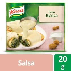 Salsa Knorr Blanca x 20 g.
