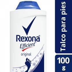 Polvo Pédico Rexona Efecto Seco x 100 g.