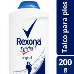 Polvo Pédico Rexona Efecto Seco x 200 g.