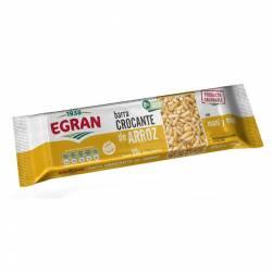 Barra Crocante de Arroz Egran con Miel y Maní x 60 g.