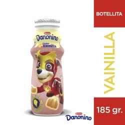 Alimento Lácteo Bebible Vainilla Botella Danonino x 185 g.