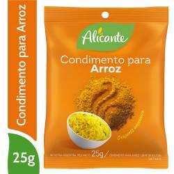 Condimento para Arroz Alicante x 25 g.