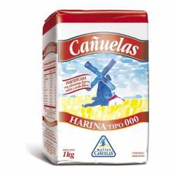 Harina de Trigo 000 Cañuelas x 1 Kg.