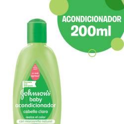 Crema Enjuague Johnsons Baby Manzanilla Natural x 200 cc.