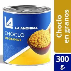 Choclo Desgranado Amarillo La Anónima x 300 g.