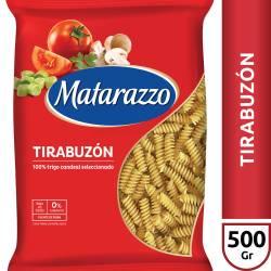 Fideos Tirabuzón Matarazzo x 500 g.