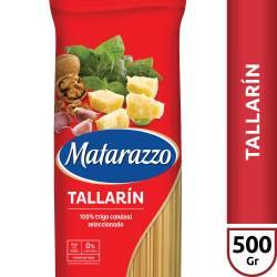 Fideos Tallarín Matarazzo x 500 g.