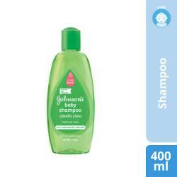 Shampoo Johnsons Baby Cabello Claro x 400 cc.