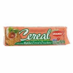 Galletitas Cereal con Trigo Granix x 185 g.
